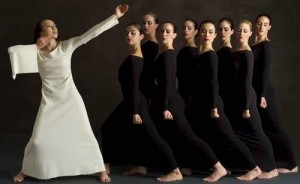 Greek chorus modern
