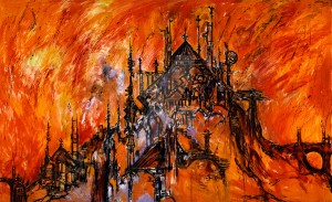 the_burning_of_the_carrion_house_diptych_by_clivebarker-d5ao0rr